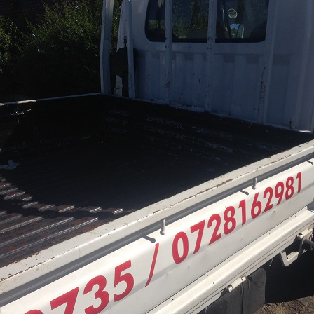 small load furniture removals